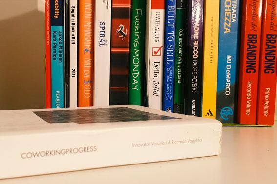 coworking library - servizio di scambio libri