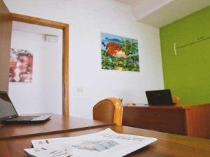 Sala dedicata - Ufficio privato